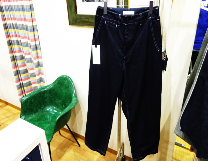 【WIDE TROUSERS(CTX-007)】